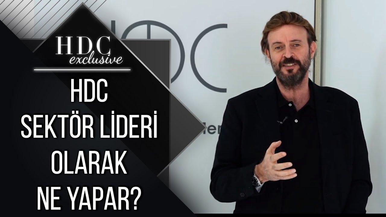 HDC, Sektörün Lideri Olarak Ne Yapar?