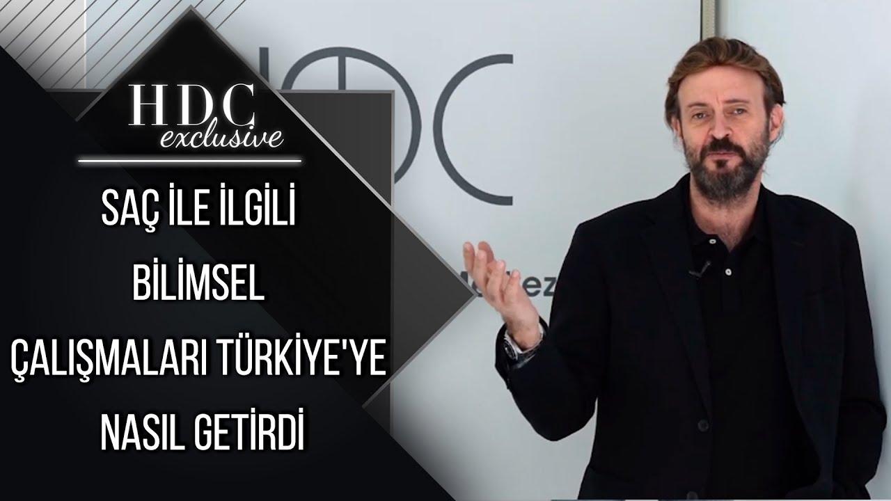Saç ile İlgili Teknolojileri Türkiye'ye Nasıl Getirdik?