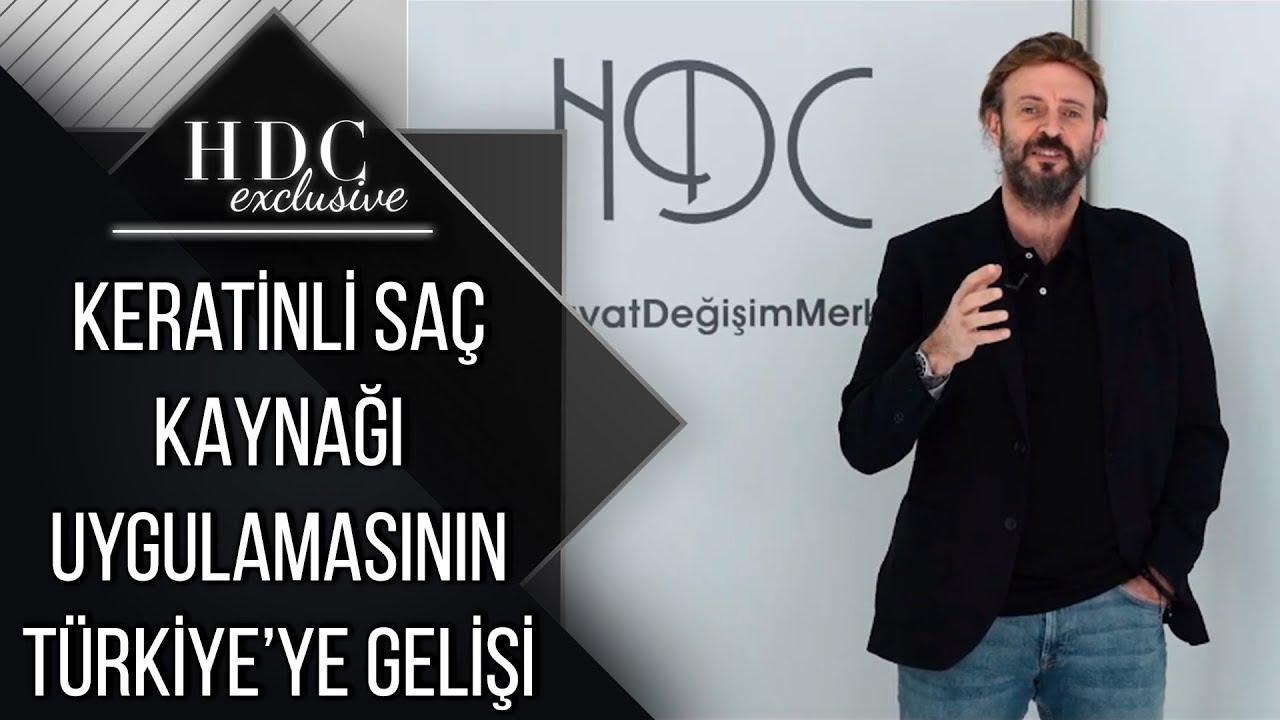 Keratinli Saç Kaynağı Uygulamasını Türkiye'ye Nasıl Getirdik