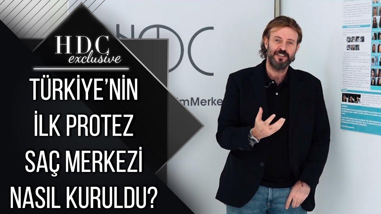 Türkiye'nin ilk Protez Saç Merkezi Nasıl Kuruldu?